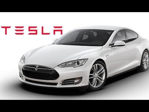 Tesla 自動駕駛出錯 特斯拉 - YouTube
