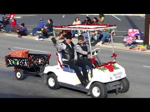 Chino Youth Christmas Parade 2017