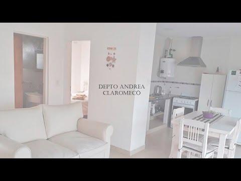 Depto Andrea - Claromecó Alquileres