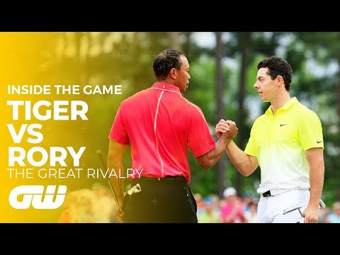 Tiger Woods vs. Rory McIlroy - A rivalry that looks set to dominate the headlines