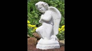 New Concrete Decor Garden Statues. Cement Statue Lawn Ornaments And Statuary.