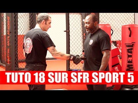Sommaire du TUTO 18 sur SFR Sport 5
