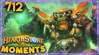 Not Your Typical ARENA COMBO!!   Hearthstone Daily Moments Ep. 712