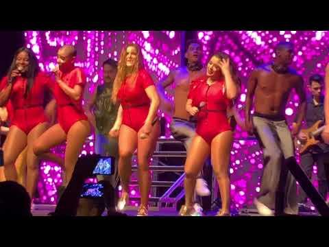 Rouge - Vem dançar / Popstar - Tour 15 anos - Porto Alegre, 10/03