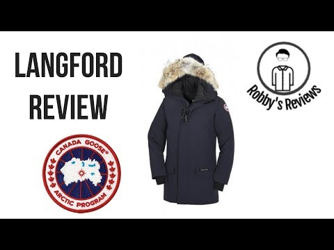 Review Update: Canada Goose Langford Parka