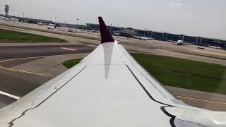 Air Italy 737 MAX 8 Takeoff From Milan-Malpensa