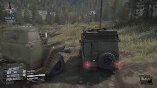 Mud Runner A Spintires Game Singleplayer ep 1