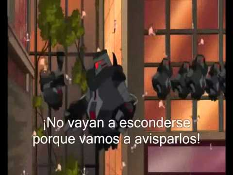Phineas Y Ferb A Través de la 2ª Dimencion Luchando con Robots Español Latino Letra (Lyricks) HD