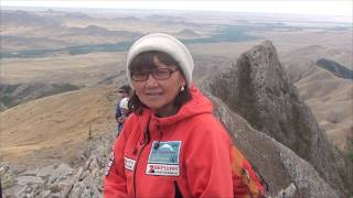Восхождение на священную гору Ак-Хайыракан