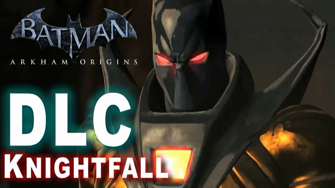 Batman Arkham Origins - Knightfall DLC C&aign u0026 Azrael Batman Lore - YouTube : batman azrael costume  - Germanpascual.Com