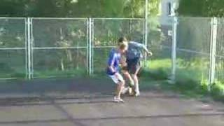 Lucaso: freestyle and street soccer