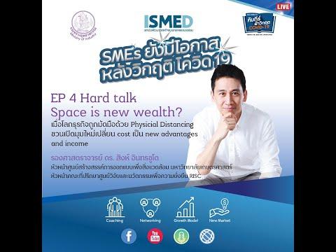 Fitbiz Podcast - SMEs ยังมีโอกาส EP.4 Hard talk Space is new wealth?