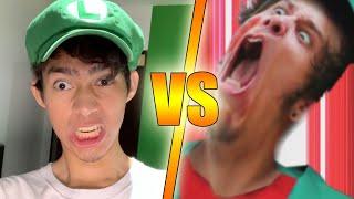 FERNANFLOO vs RUBIUS !! - Vídeo Reacción | Celebrity Deathmatch
