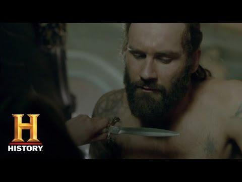 Vikings: Rollo and Gisla Sneak Peek - Premieres February 18 10/9c   History