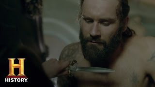 Vikings: Rollo and Gisla Sneak Peek - Premieres February 18 10/9c | History