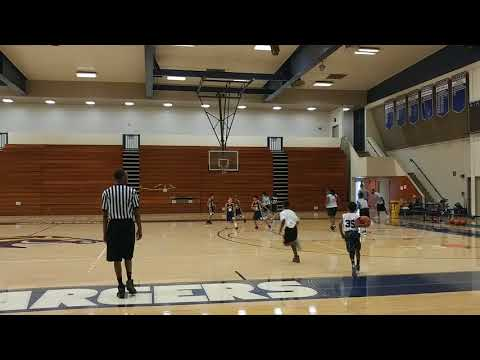 STAMPEDE 4TH RED vs COMPTON SWOOSH