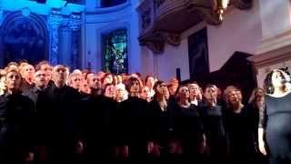True Colors - Coro Gospel Big Vocal Orchestra di Mestre di 200 elementi al Duomo di Mestre