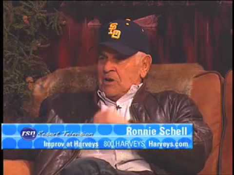 Ronnie Schell on Howie's Late Night Rush.mov