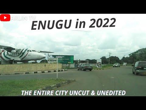 Download ENUGU IN 2021 / DRIVING THROUGH THE ENTIRE ENUGU CITY IN 1 HOUR / ENUGU LIVING