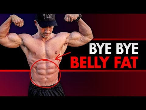 3 BEST Ways To Lose Belly Fat For Men (Workout & Nutrition!)