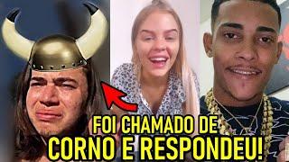 WHINDERSSON É CHAMADO DE CORNO por MC POZE e RESPONDE DE FORMA INUSITADA!