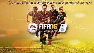 Fix FIFA 16 download failed (Root Android)