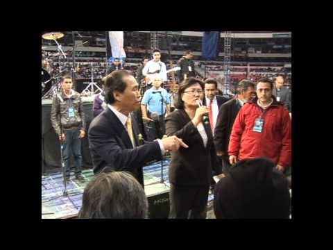 Pastor C.S.Lee The Healing & Miracle Crusade in Mexico city, Mexico