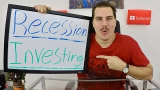 How to make loads of Money Investing during a Recession!
