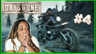 ALL THE FEELS!! | Days Gone Episode 4!