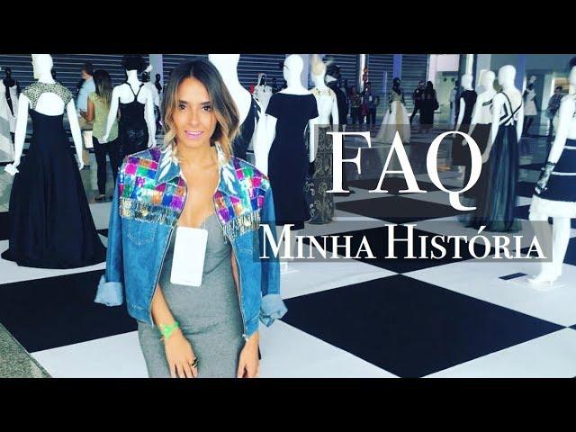 FAQ - Nossa história