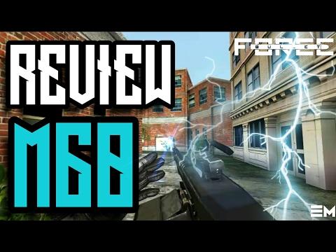 Bullet Force - REVIEW DA M60 | NOVA ARMA do Game