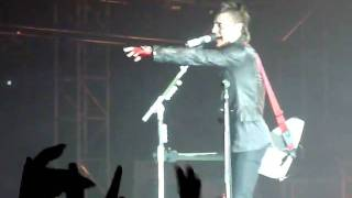 30 Seconds To Mars - Attack (Live at Prague, Incheba Arena) - 18.3.2010