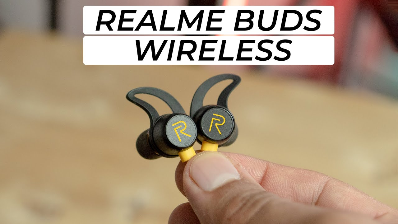 Realme Buds Wireless Review Neckband Earphones Youtube