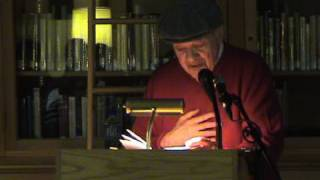 A Reading by Poet Gerald Stern