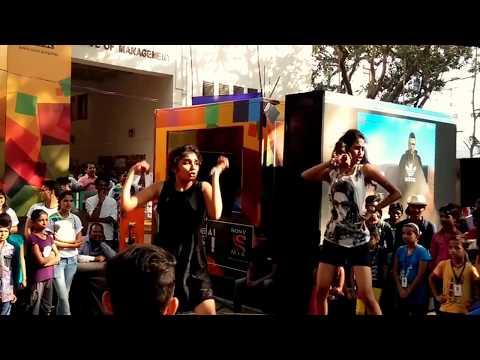 DJ Wale BABU Dance @ IIT Bombay. Street Dance Show, Mood Indigo 2015