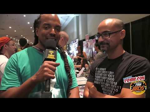 Junot Diaz On His Return To FanBrosShow
