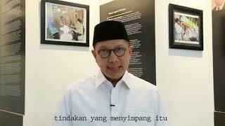 Dikesankan Dukung LGBT Ini Klarifikasi Menag Lukman Hakim Saifuddin