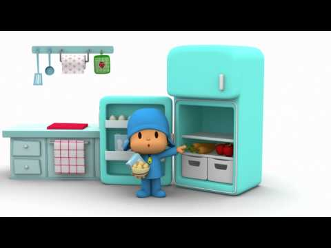 Let's Go Pocoyo ! - Cooking with Elly (S03E21)