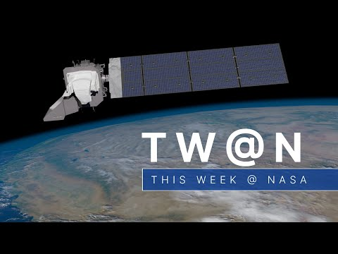 Highlighting an Upcoming Earth-Observing Mission on This Week @NASA �€� August 20, 2021