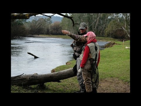 World Fly Fishing Championship 2019 - Controller Training