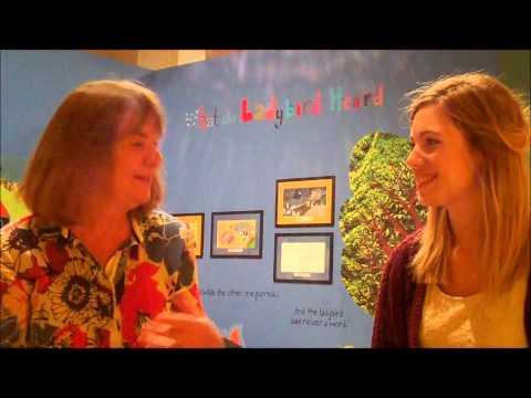 Julia Donaldson interview pt1