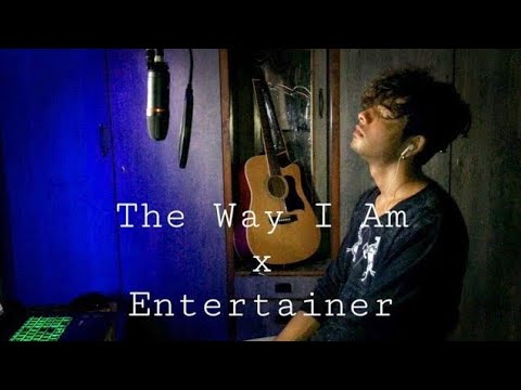 Zayn - Entertainer x Charlie Puth - The Way I Am cover (INDIAN VERSION) - Abi Angelos
