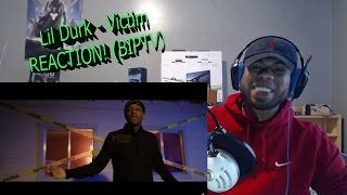 Lil Durk - Victim REACTION! (BIPTV)