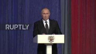 Russia: Putin calls for increased security following Karlov assassination, Berlin lorry attack