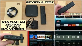 Xiaomi Mi TV Box (International Version): Review