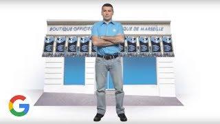 4a0f9a68a08 La Boutique Officielle de l OM - Google Pour Les Pros - Google France