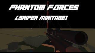 ROBLOX: Phantom Forces (Sniper/Intervention Minitage)