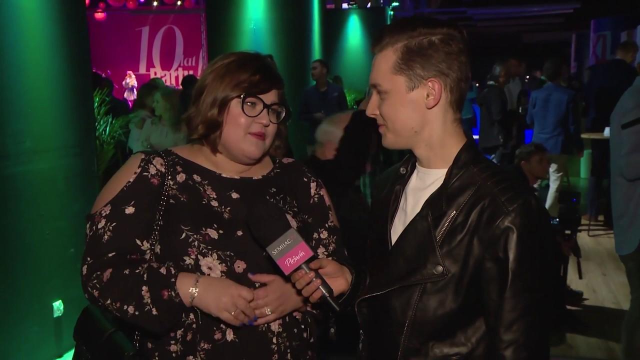 """10-lecie """"Party"""": Dominika Gwit i inne gwiazdy o tajnikach urody"""
