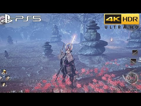 Nioh 2 Remastered (PS5) 4K 60FPS HDR Gameplay