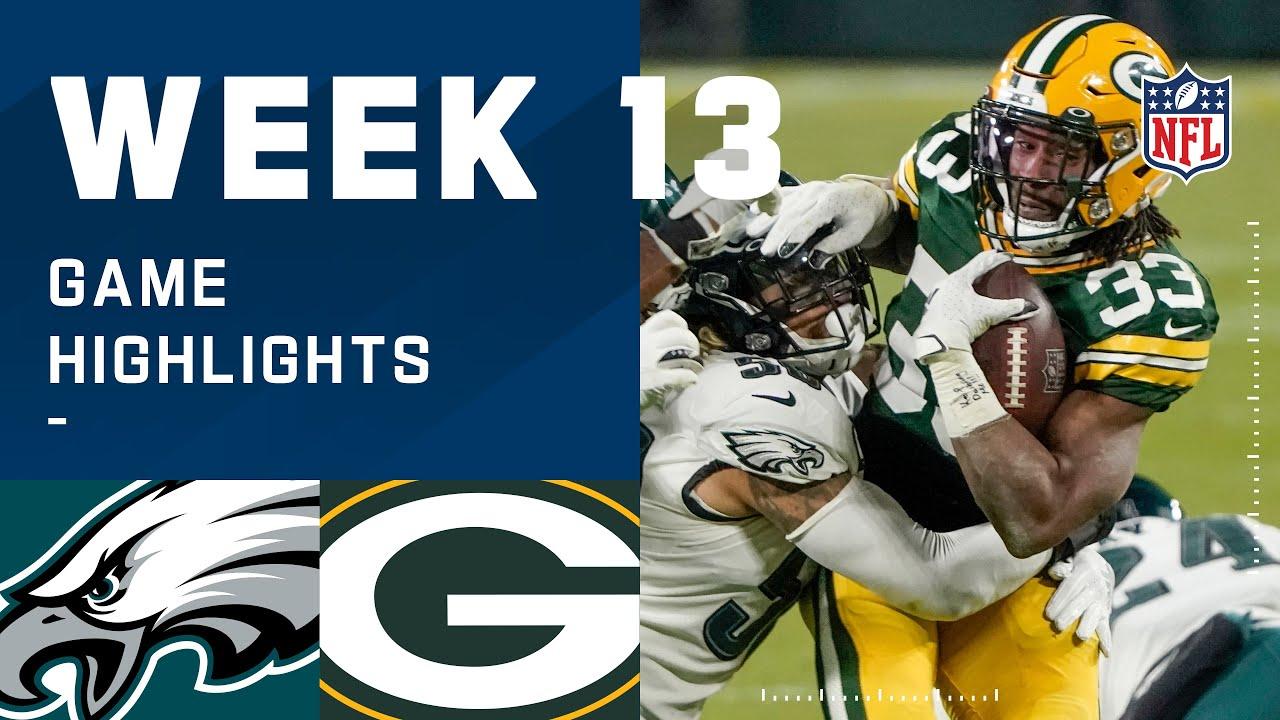 Download Eagles vs. Packers Week 13 Highlights | NFL 2020